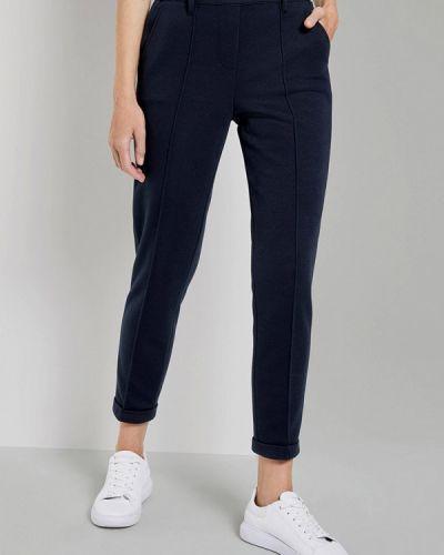Повседневные синие брюки Tom Tailor