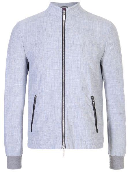 Классическая куртка на молнии с манжетами с карманами Castangia