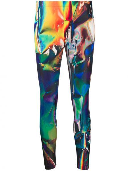 Укороченные брюки с поясом Junya Watanabe