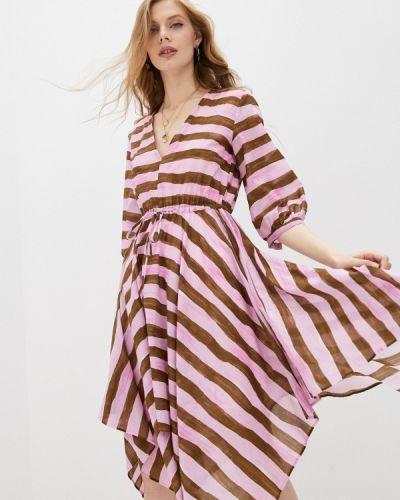 Разноцветное платье Iblues