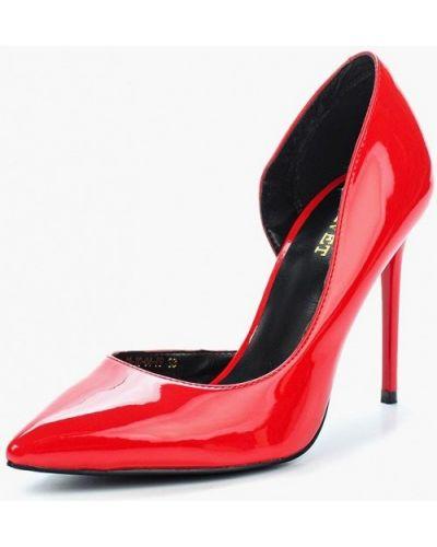Красные туфли Calipso