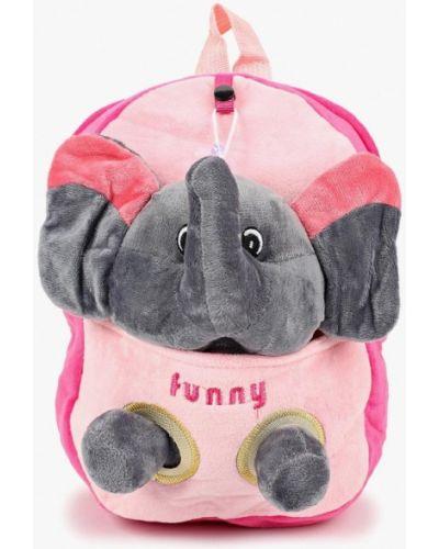 Рюкзак розовый Sela
