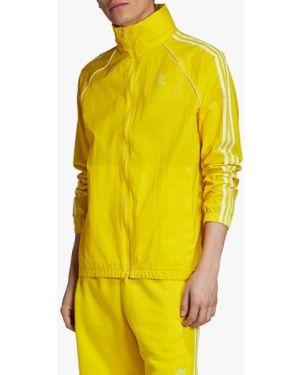 Желтая ветровка Adidas Originals