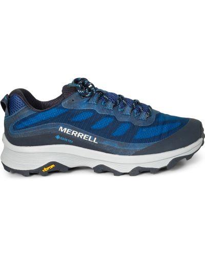 Niebieskie sneakersy Merrell