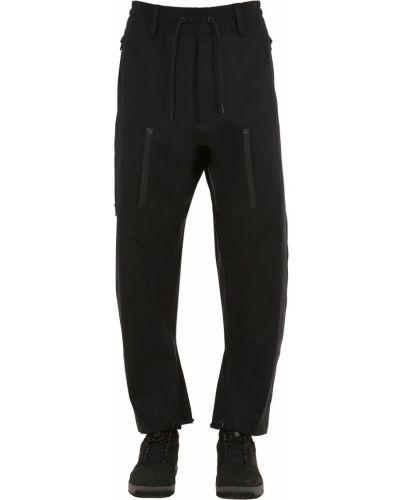 Czarne spodnie ciążowe Nike Acg