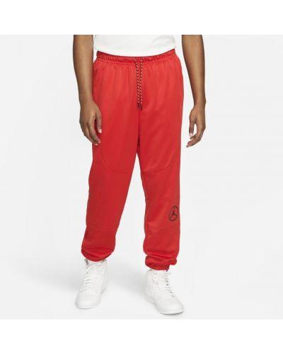 Klasyczne spodnie, czerwony Nike