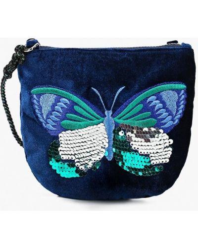 Синяя сумка Acoola