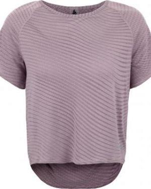 Спортивная футболка для йоги приталенная Odlo