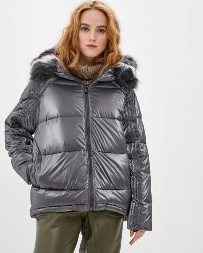 Утепленная куртка - серая Z-design