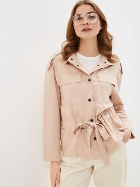 Облегченная бежевая куртка Marks & Spencer