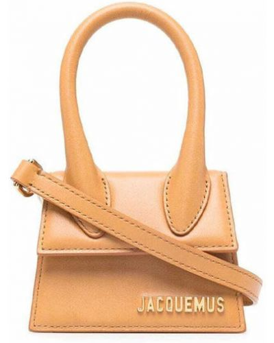 Brązowa torebka Jacquemus