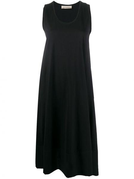 Sukienka midi o prostym kroju z jedwabiu Gentry Portofino