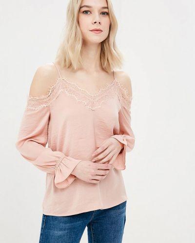 Бежевая блузка Befree