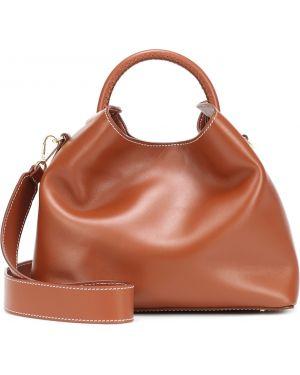 Skórzana torebka Elleme