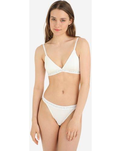 Танга - белые Gloria Jeans