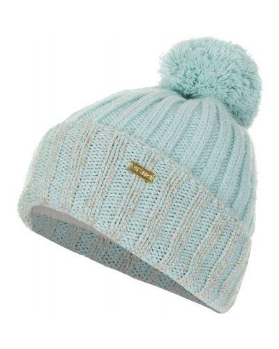 Синяя шапка спортивная Volkl