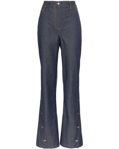 Расклешенные расклешенные джинсы Wright Le Chapelain