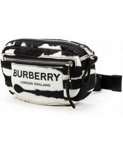 Czarna torebka Burberry Vintage