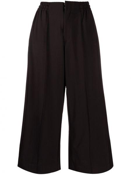 Укороченные брюки свободные с поясом Y-3