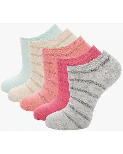 Розовые укороченные носки Marks & Spencer