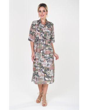 Платье рубашка Valentina