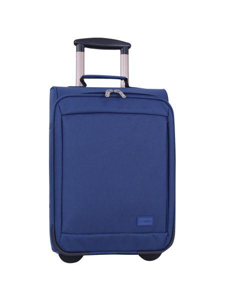 Синий чемодан Bagland