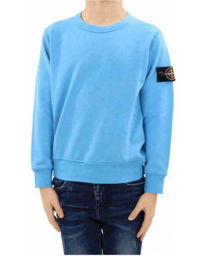 Bluza sportowa - niebieska Stone Island