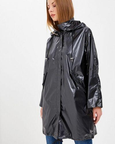 Куртка черная осенняя твое