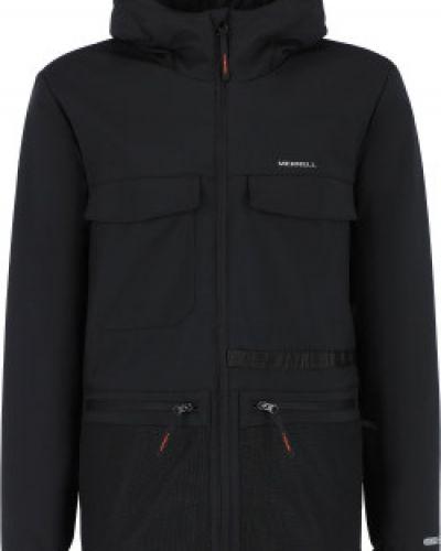 Черная зимняя куртка Merrell