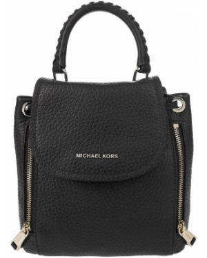 Кожаный рюкзак маленький Michael Michael Kors