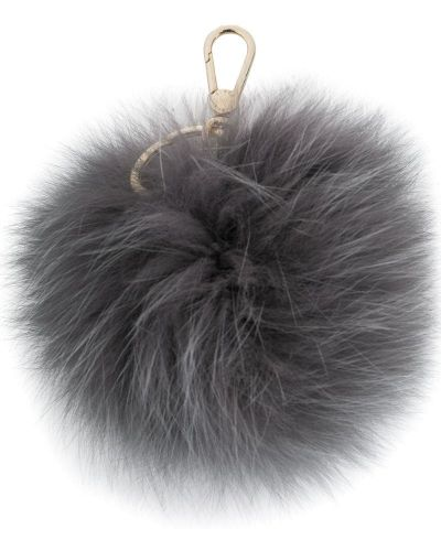 Серый брелок Furla