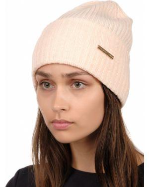 Розовая акриловая шапка Trussardi Jeans