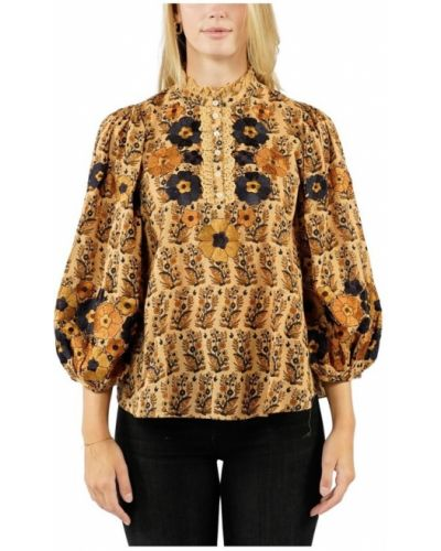 Pomarańczowa bluzka Antik Batik