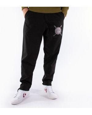 Черные брюки Diadora