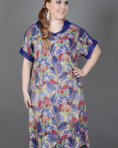 Платье макси из штапеля Avigal (avrora)