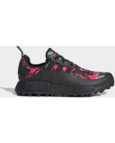 Водонепроницаемые черные кроссовки Adidas