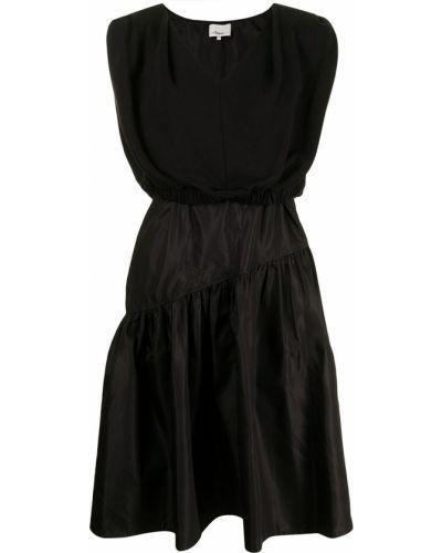 Черное платье из полиэстера 3.1 Phillip Lim