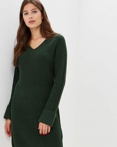 Платье с длинными рукавами осеннее Noisy May