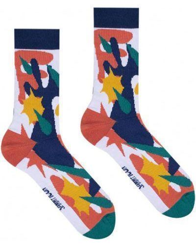 Хлопковые носки эластичные Sammy Icon