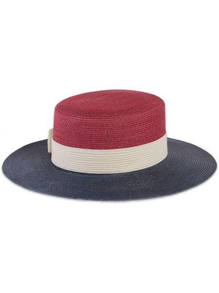 Niebieski kapelusz Gucci