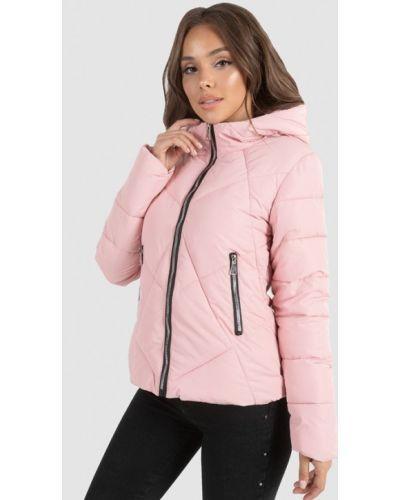 Розовая куртка Whitefox