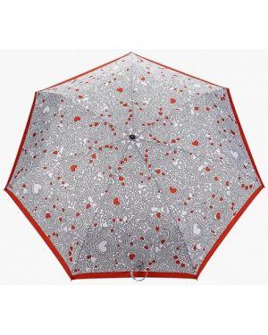 Зонт белый Fabretti