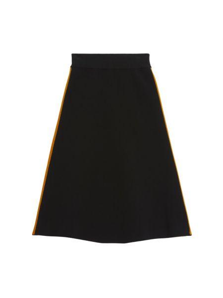 Czarna spódnica Rodebjer