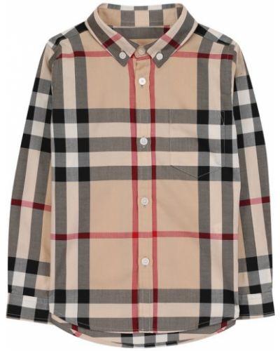 Рубашка с карманами хлопковая Burberry