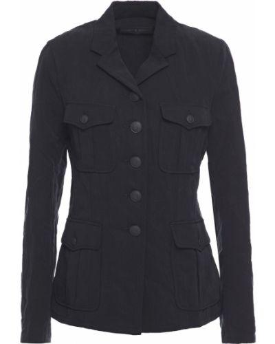 Черная куртка с карманами с манжетами Rag & Bone
