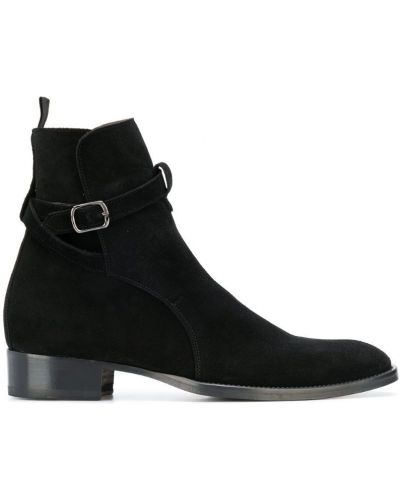 Ботильоны для обуви черный Marc Ellis