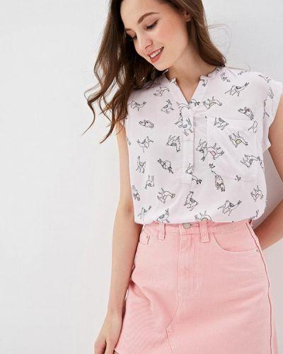 Блузка без рукавов весенний Sela