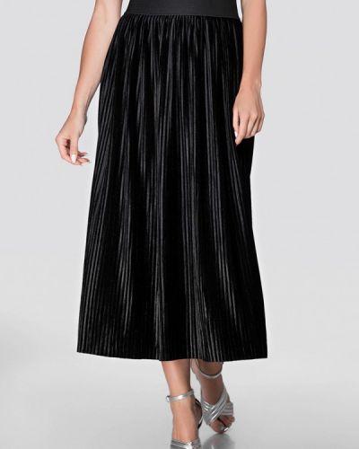 Черная юбка German Volf