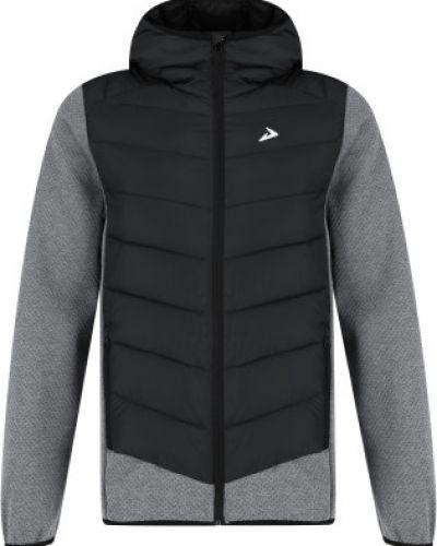 Серая облегченная куртка Demix