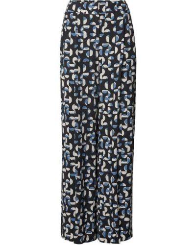 Czarne spodnie z wiskozy Jake*s Collection